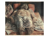 The Lamentation over the Dead Christ Giclee Print by Andrea Mantegna