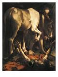 Saint Paul's Conversion Kunstdrucke von  Caravaggio
