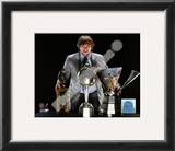 A. Ovechkin - &#39;09 Hart Trophy Framed Photographic Print