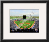 Kauffman Stadium 2010 Opening Day Framed Photographic Print