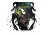 Blind Mary Giclee-tryk i høj kvalitet af Alex Cherry