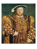Portrait of Henry VIII Posters by Hans Holbein the Younger