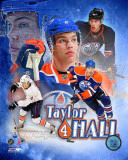 Taylor Hall Portrait Plus Photo