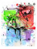 Lora Zombie - Dee Kaa Zhee Plakát