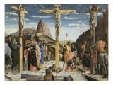 Calvary Giclee Print by Andrea Mantegna