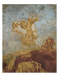 The Chariot of Apollo Prints by Odilon Redon