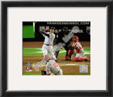 Hideki Matsui Game Six of the 2009 MLB World Series Framed Photographic Print