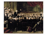 The Anti-Slavery Society Convention Giclee Print by Benjamin Robert Haydon