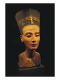 Bust of Nefertiti Posters