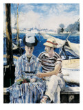 Argenteuil Giclee Print by &#201;douard Manet