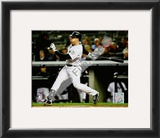 Mark Teixeira Game 2 of the 2009 World Series Framed Photographic Print