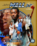 John Wall 2011 Portrait Plus Photo