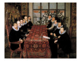 The Somerset House Conference Giclee Print