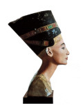 Bust of Nefertiti Art