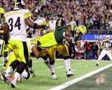 Nick Collins TD from Super Bowl XLV Photo
