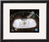 TD Banknorth Garden 2009-10 Framed Photographic Print