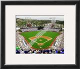 Dodger Stadium Framed Photographic Print