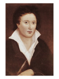 Percy Bysshe Shelley Giclee Print by Amelia Curran