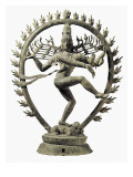 Shiva Nataraja, King of Dance Poster