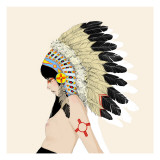 New Mexico Giclee Print by Charmaine Olivia