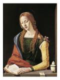 Magdalene Giclee Print by  Piero di Cosimo