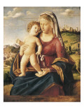 The Virgin and Child Giclee Print by Giovanni Battista Cima Da Conegliano