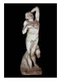 Dying Slave Giclee Print by Michelangelo 