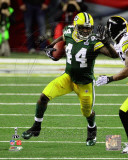 James Starks Action from Super Bowl XLV Photo