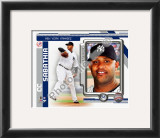 C.C. Sabathia 2010 Framed Photographic Print