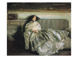 Nonchaloir (Repose) Posters by John Singer Sargent