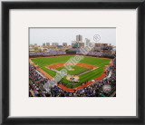 Wrigley Field 2010 Opening Day Framed Photographic Print