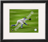 Juan Pierre 2008 Fielding Action Framed Photographic Print