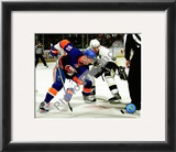 John Tavares &amp; Sidney Crosby 2009-10 Framed Photographic Print