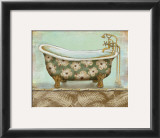 Tropical Bath II Print by Todd Williams