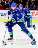 Daniel Sedin 2010-11 Action Photo