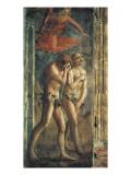 Brancacci Chapel Giclee Print by Tommaso Masolino Da Panicale