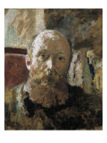 Self-Portrait Art by Edouard Vuillard