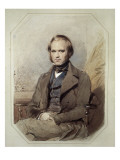 Litography Prints by Charles Robert Darwin