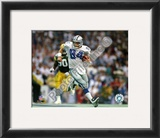 Jay Novacek action Framed Photographic Print