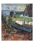 The Poor Fisherman Prints by Paul Gauguin