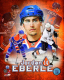 Jordan Eberle Portrait Plus Photo