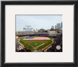 Target Field 2010 Inaugural Game Framed Photographic Print