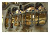 Batlló House Giclee Print by Antonio Gaudí