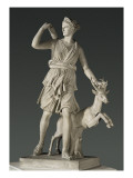 Artemis the Huntress, known as the 'Diana of Versailles' Posters