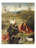St Posters by Hieronymus Bosch