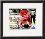 Tomas Holmstrom 2009-10 Framed Photographic Print