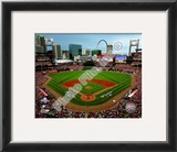 Busch Stadium 2009 MLB All-Star Game Framed Photographic Print