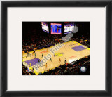 Staples Center Game One of the 2009-10 NBA Finals Framed Photographic Print