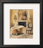 French Bath I Posters by Marilyn Hageman