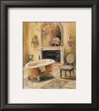 French Bath I Posters by Marilyn Hageman